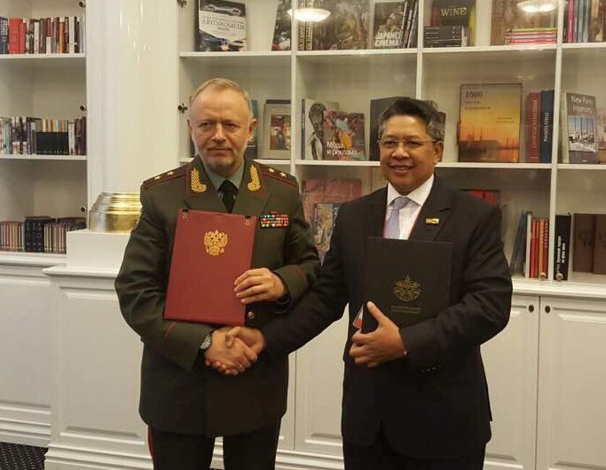 BRUNEI DARUSSALAM AND RUSSIA SIGN MOU DURING SIXTH MOSCOW CONFERENCE ON INTERNATIONAL SECURITY