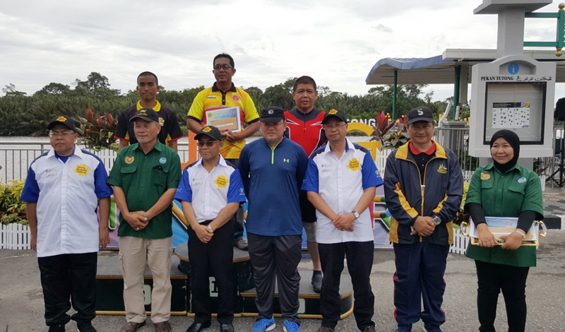 BOAT RACE EVENT AT TUTONG DISTRICT IN CONJUNCTION WITH BRUNEI DECEMBER FESTIVAL 2017
