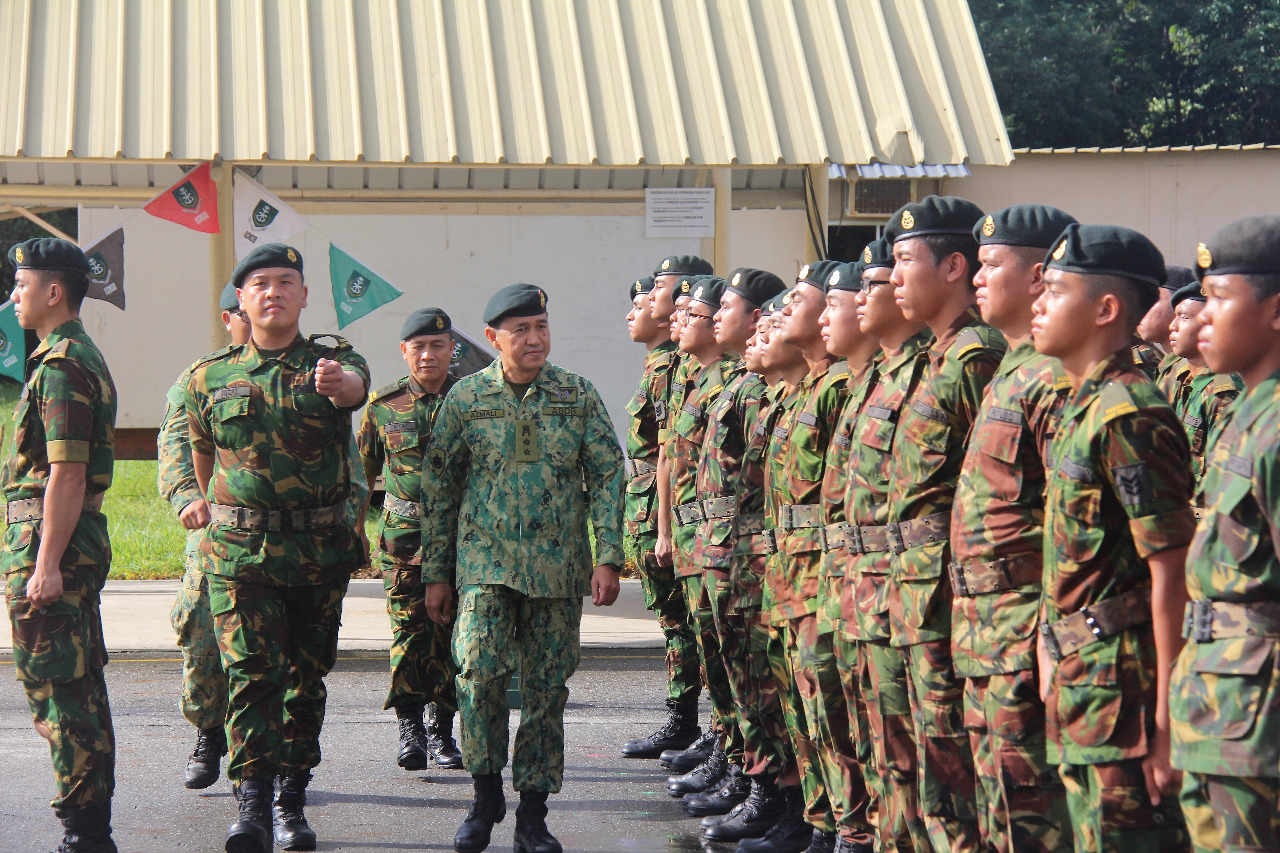 ​RBAF MILITARY CADETS CELEBRATE 47th ANNIVERSARY