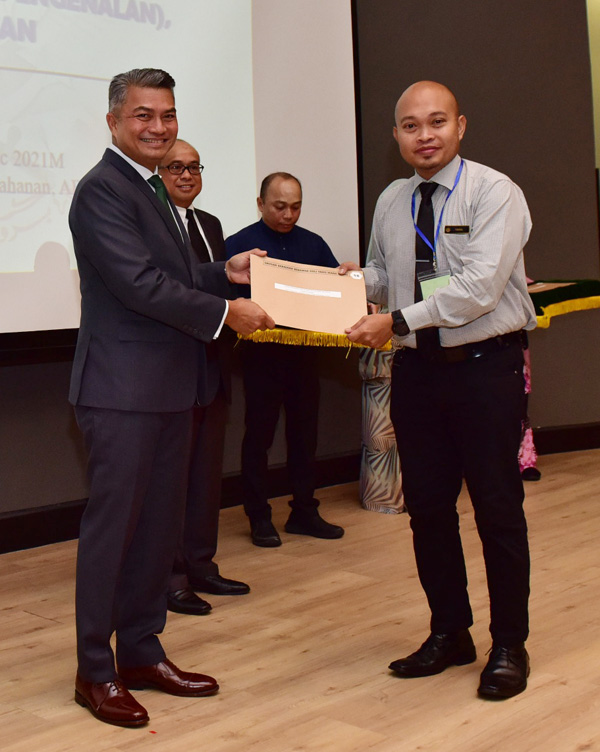 CLOSING CEREMONY FOR CIVIL SERVICE INDUCTION AND CAPACITY DEVELOPMENT PROGRAM (INTRODUCTION), MINISTRY OF DEFENCE